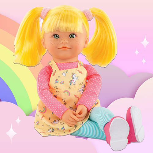 Celeste rainbow doll blog