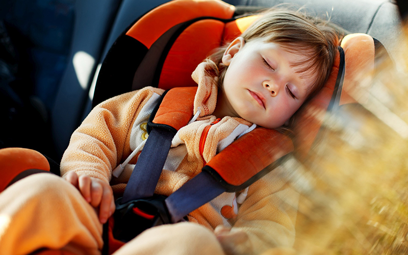 Cestovanie autom sedacka