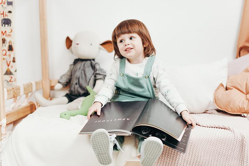 Citanie najmensie deti
