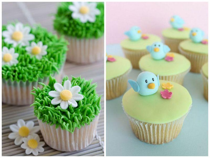 Ako zdobiť cupcakes