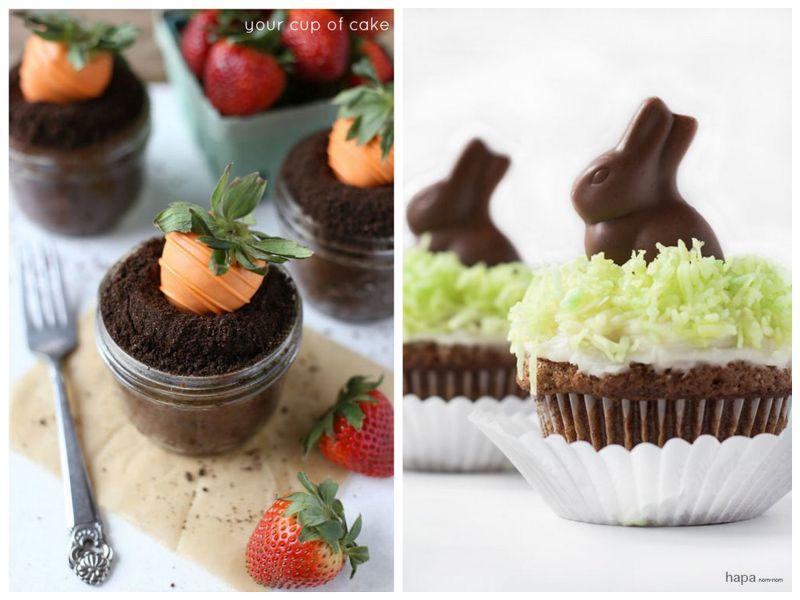 Cupcakes zdobenie