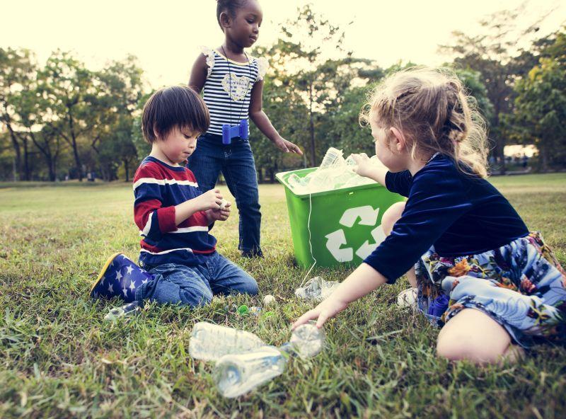 Deti a recyklovanie odpadu