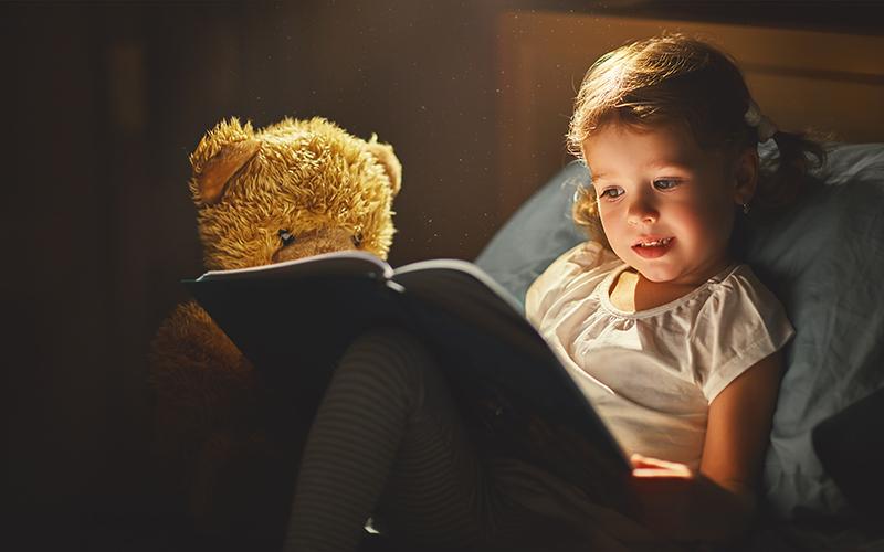 Deti a čítanie