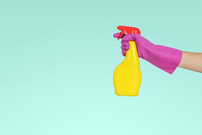 Dezinfekcia umyvanie hraciek