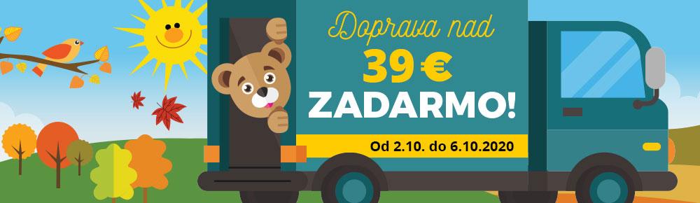 Doprava nad 39 €