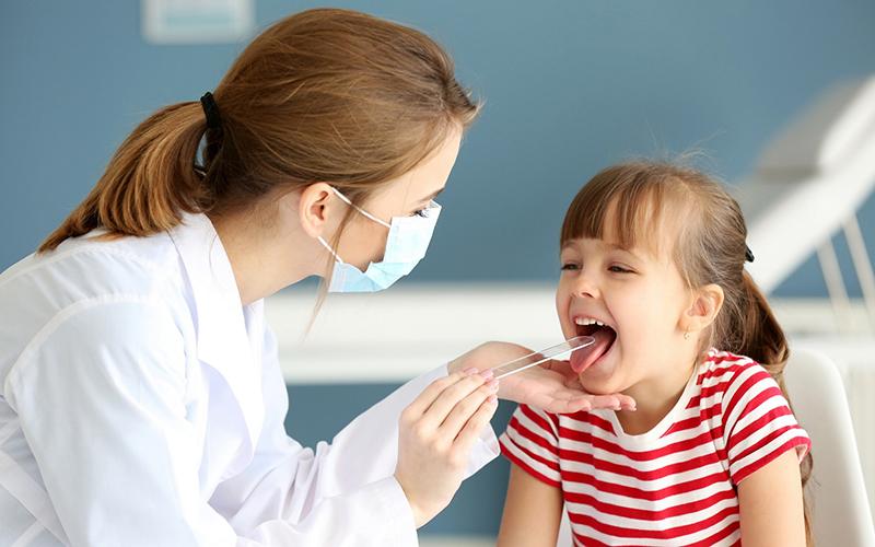 Gripa otroci zdravnik