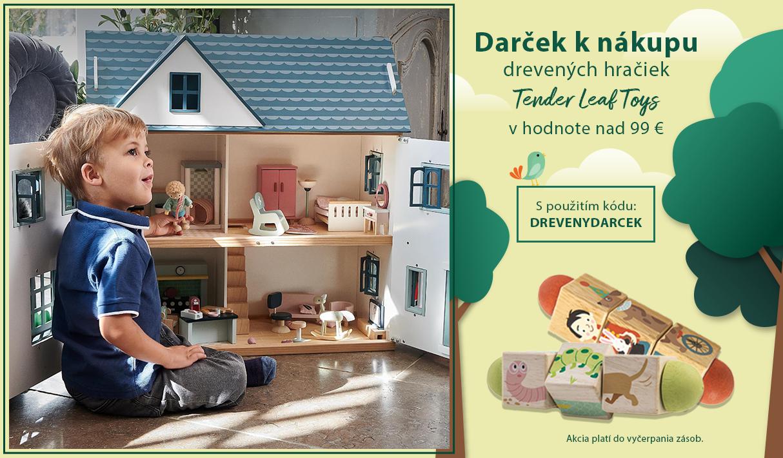 Tender Leaf Toys darček