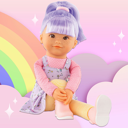 Iris rainbow doll blog