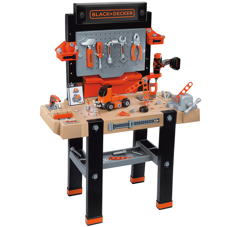 Otroška delavnica in orodje