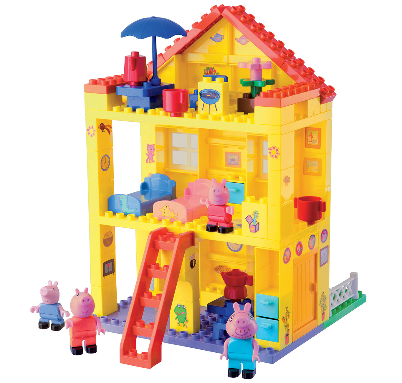 Építőjátékok és építőkockák