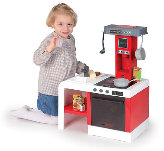 Kuchynka elektronicka smoby