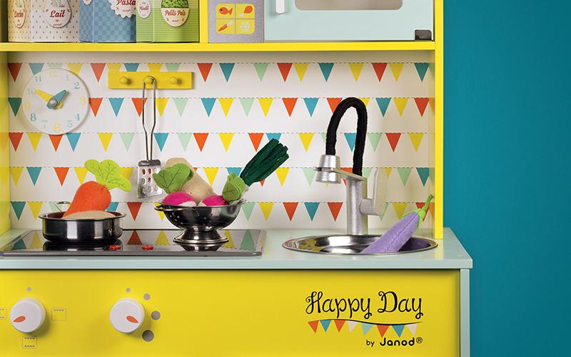 Kuchynka janod happy day