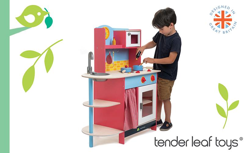 Kuchynka tender leaf toys blog