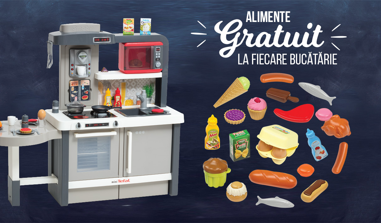 Alimente gratuit la fiecare bucătărie