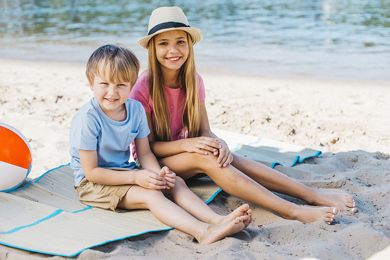 Letna dovolenka deti koronavirus