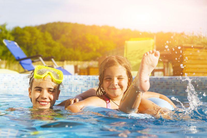 Letná dovolenka s deťmi