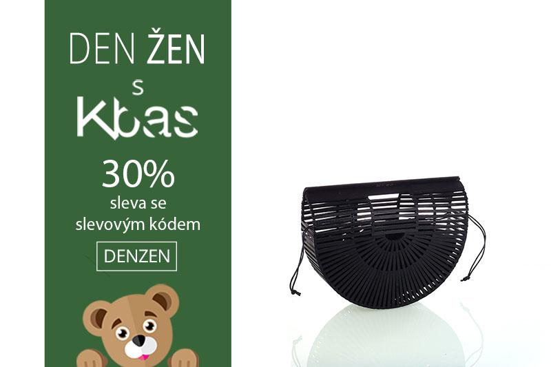 Mdz kabelka bambus zeleny cz