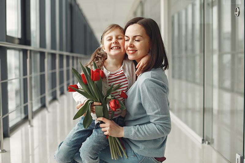 Medzinarodny den zien matka dcera