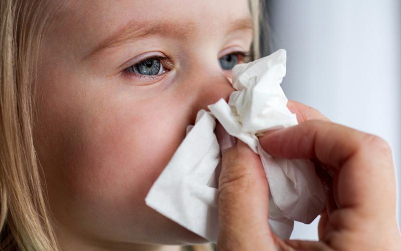 Megfázás nátha