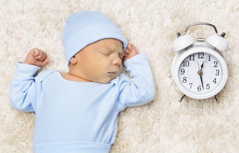 Novorodenci a spánok