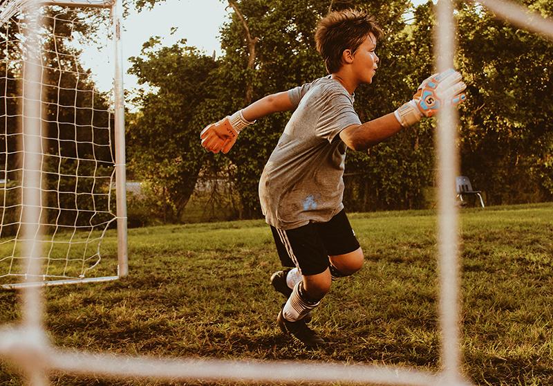 Perfekcionizmus futbal