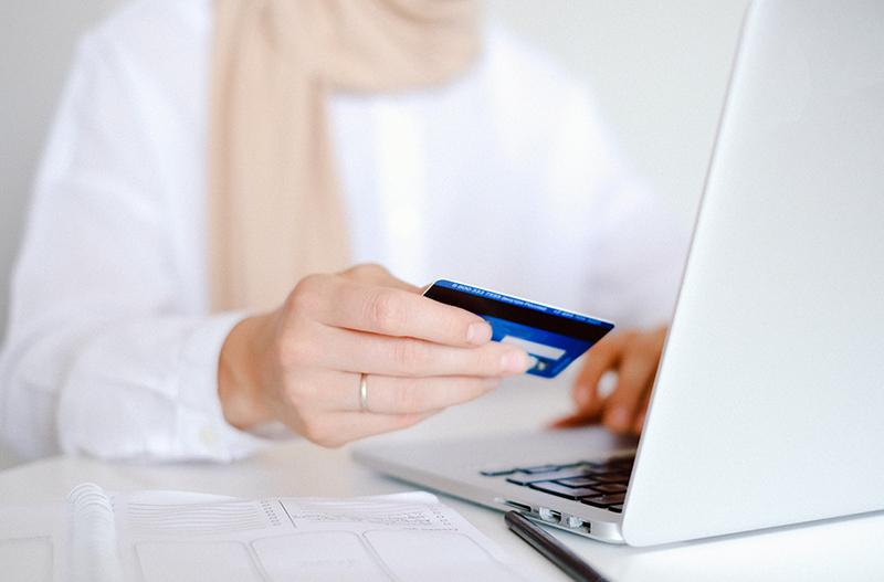 Platba kartou vyhody