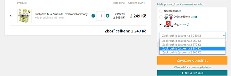 Pomoc magna cz