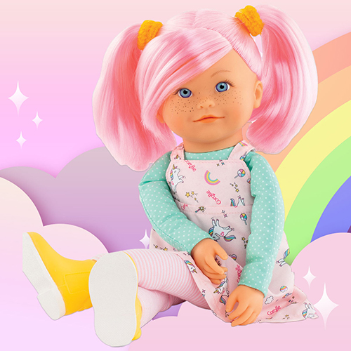 Praline rainbow doll blog