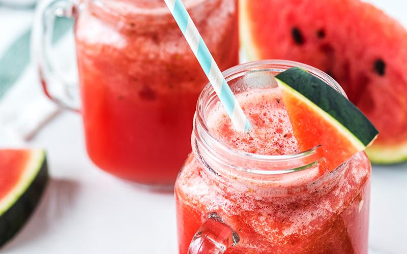 Recepty melonova limonada