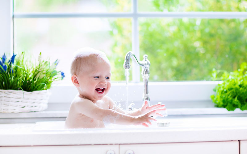 Ruka noha usta hygiena