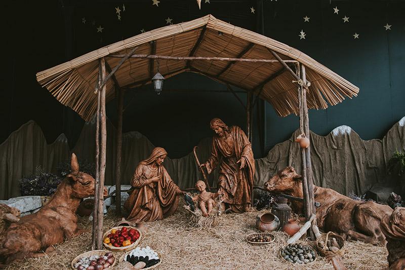 Vianoce betlehem