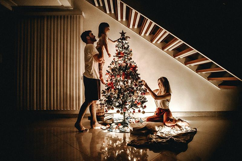 Vianoce stromcek