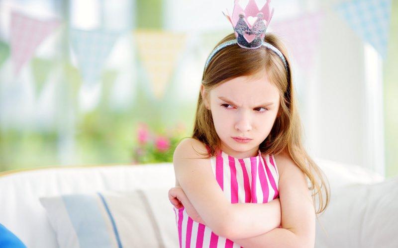 Zlobivé dítě
