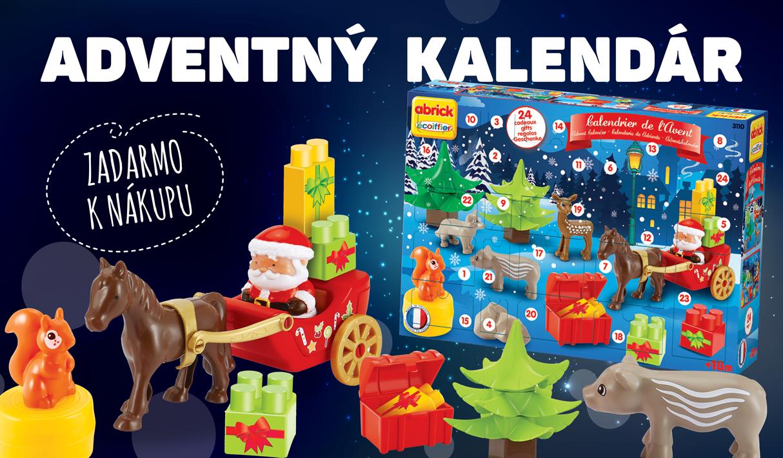 Nakúpte vianočné darčeky už dnes a získajte darček zadarmo!