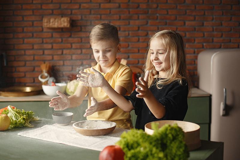 Zrucnosti vychova varenie