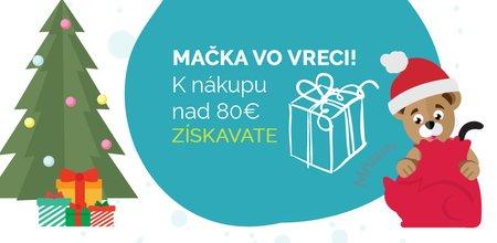 K nákupu nad 80 € získate krásny darček!