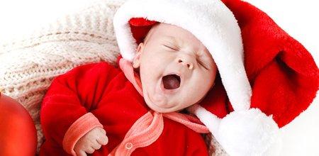 Jak se připravit na první Vánoce s miminkem
