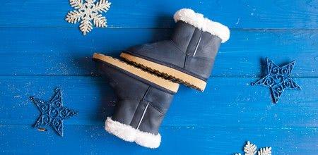 Jak vybrat vhodné zimní boty pro dítě?
