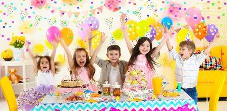 7 rád pre parádnu narodeninovú oslavu