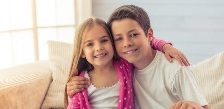 Prečo je brat najdôležitejším človekom v živote svojej sestry?