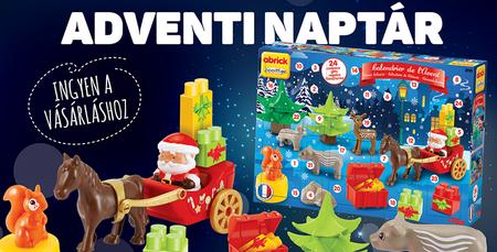 Karácsoni ajándékvásár ingyen meglepetéssel!