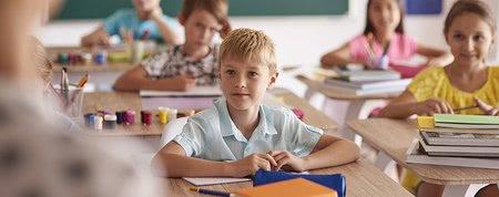 Înapoi în băncile școlare: Cum să menținem copiii sănătoși?