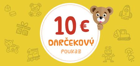 Darčekový poukaz 10€