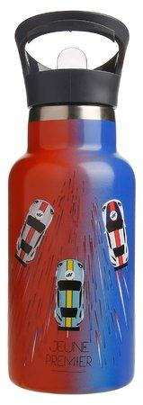 Outdoor boce za školu - Školská fľaša na vodu Drinking Bottle Racing Club Jeune Premier ergonomická luxusné prevedenie 17*7 cm JPDB021171