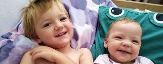 Prvotní pocit byl, že se nám ulevilo, přiznávají rodiče dvou dětí s autismem
