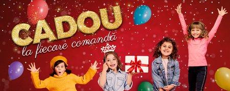 Cadouri înainte de Crăciun: Cumpărați și primiți un cadou suplimentar
