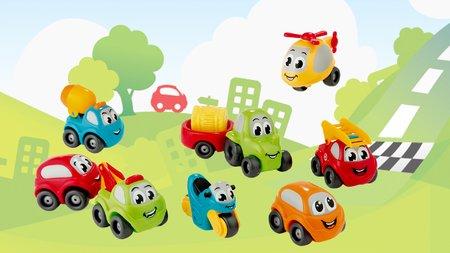 Mașini de jucărie pentru copii mai mici