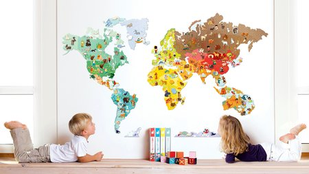 Dekorácie do detských izieb