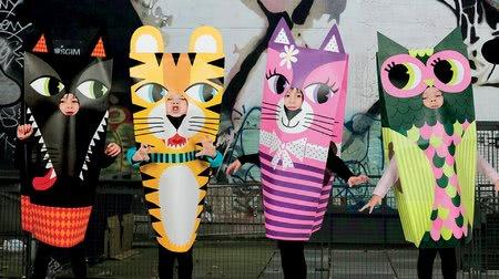 Detské karnevalové kostýmy