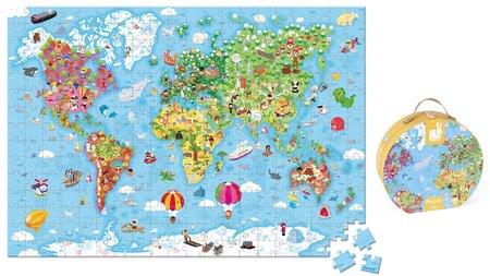 Dětské puzzle od 100-300 dílků
